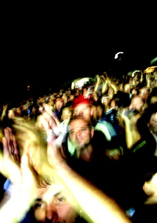 People Having Fun During a Concert (c) http://www.sxc.hu/profile/camuna